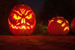 Pumpkin glow 3